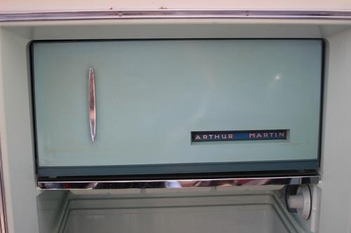 frigo arthur martin 49 vintage by fabichka. Black Bedroom Furniture Sets. Home Design Ideas