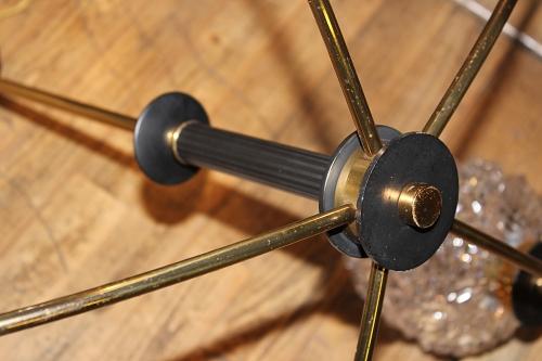 suspension lustre ann e 50 18 vintage by fabichka. Black Bedroom Furniture Sets. Home Design Ideas