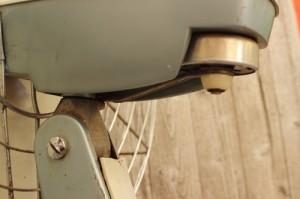 ancien ventilateur atelier INDOLA