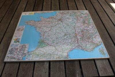 Carte de France Michelin