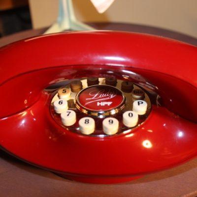 Téléphone des années 80