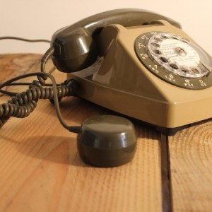 Téléphone à cadran