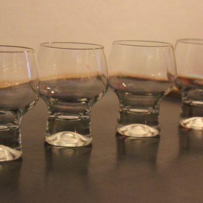 verres pour préparation de verrines