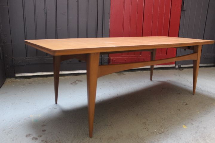 Table basse design scandinave vintage vintage by fabichka for Table basse scandinave design
