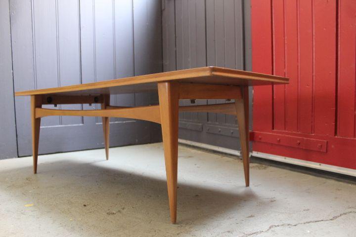 Table basse design scandinave vintage 4 vintage by fabichka for Table exterieur scandinave