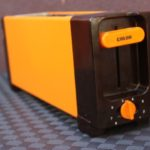 Toaster marque Calor orange