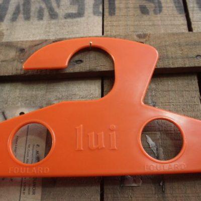 cintre orange pop space age