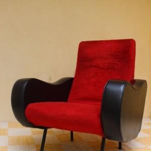 fauteuil vintage datant des années 50