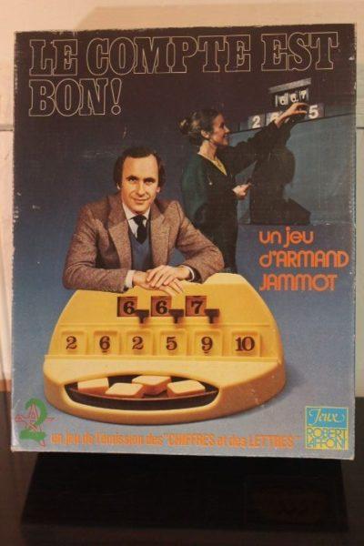 Jeux de société télévisé antenne2 1970