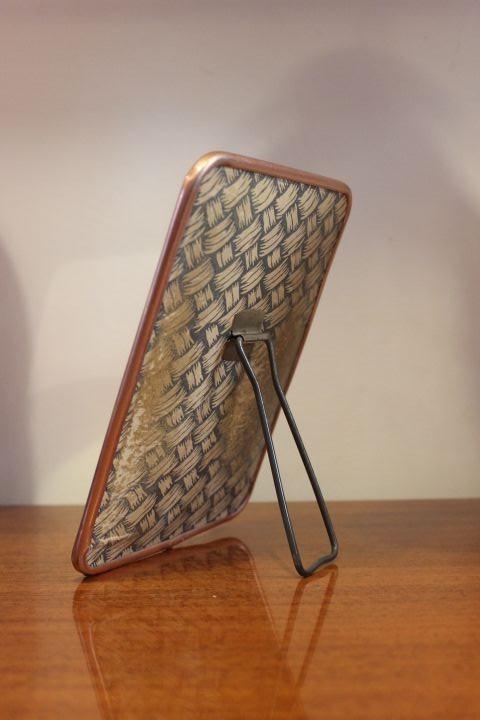miroir barbier 1950 vintage 3 vintage by fabichka. Black Bedroom Furniture Sets. Home Design Ideas