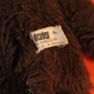 Objet collector des années 80 la peluche kiki made in france