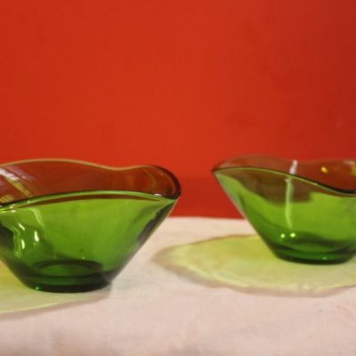 ramequin en verre vereco pyrex fabrication française 1970