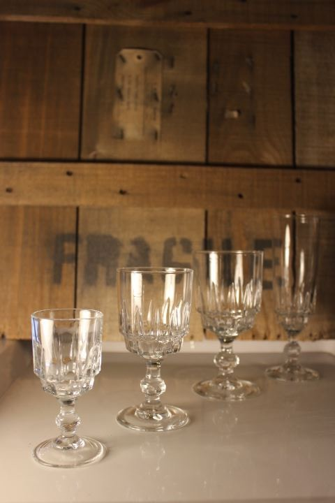 verre cristal luminarc