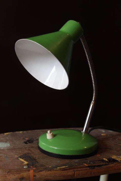 lampe de bureau vintage vintage by fabichka. Black Bedroom Furniture Sets. Home Design Ideas