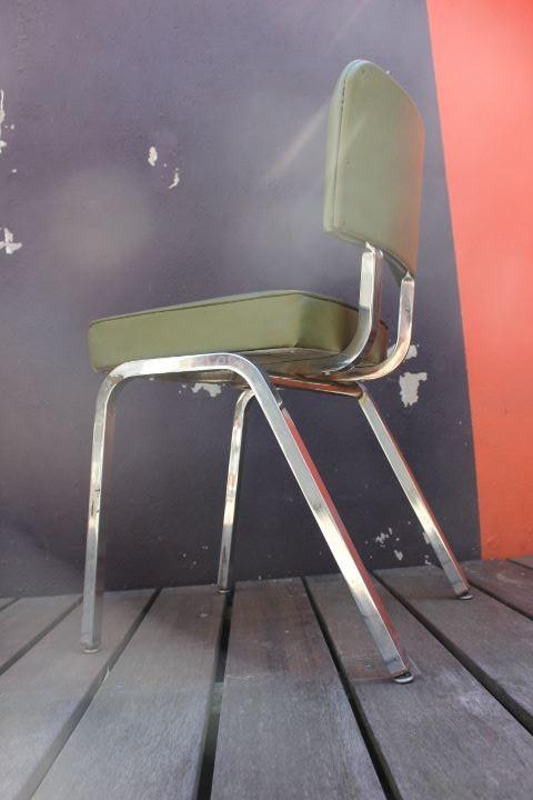 chaise de bureau vintage. Black Bedroom Furniture Sets. Home Design Ideas