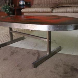 table basse vintage 1960