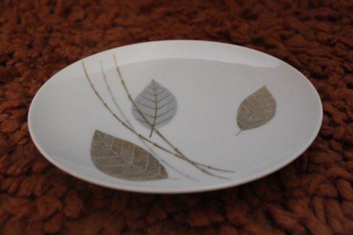 assiettes en porcelaine Thomas germany 1970