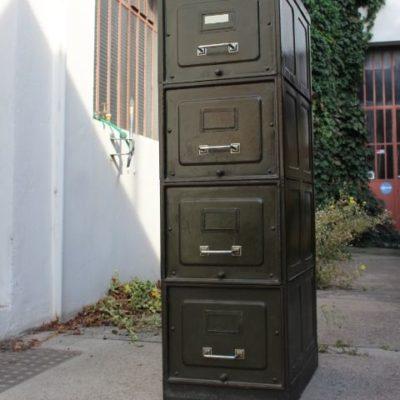 meuble industriel strafor classeur forges de Strasbourg