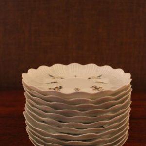 Ancien service de table porcelaine de limoges A GIRAUD