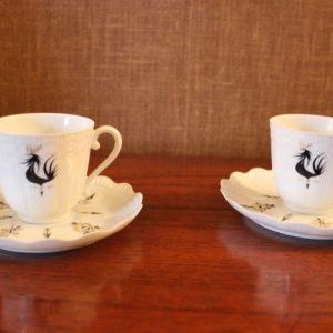 Service de table porcelaine de limoges A GIRAUD