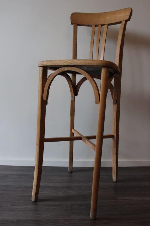 chaise baumann bistro