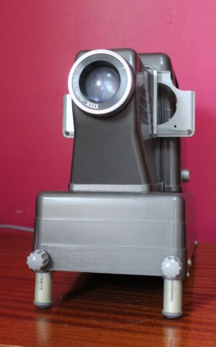 Ancien projecteur de diapositives