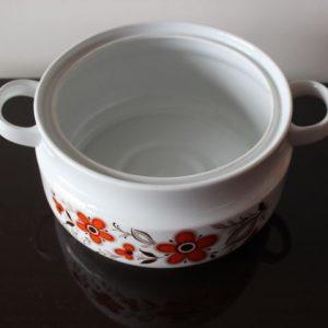 soupière porcelaine vintage