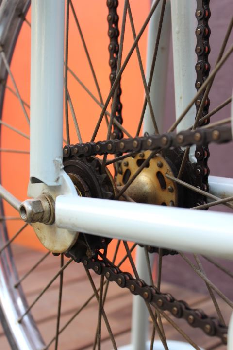 vélo kiné fabrication française