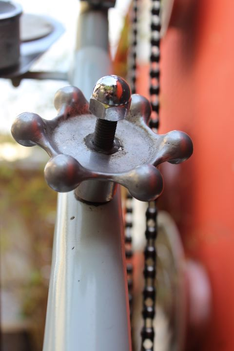 vélo appartement Marcel Franco