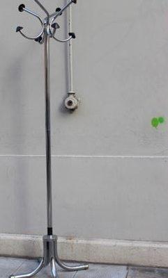 Porte manteaux perroquet design indus vintage