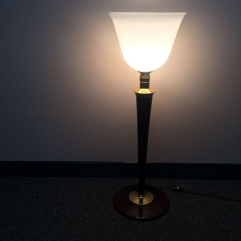 lampe de bureau mazda art d co. Black Bedroom Furniture Sets. Home Design Ideas
