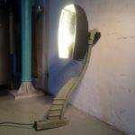 Lampadaire de rue vintage
