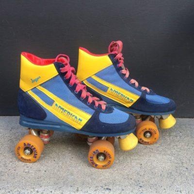 Roller Derby vintage