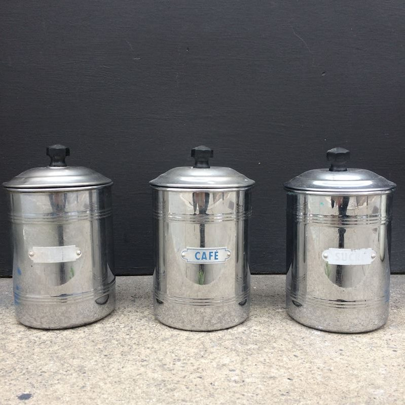 Boîte cuivre chromé fabrication française