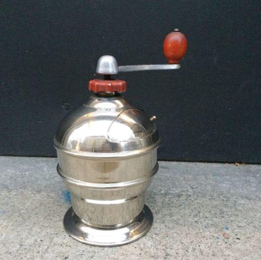 Moulin à café métal vintage