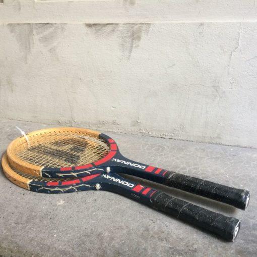 Raquette tennis vintage