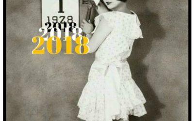 Tous mes vœux de bonheur pour 2018