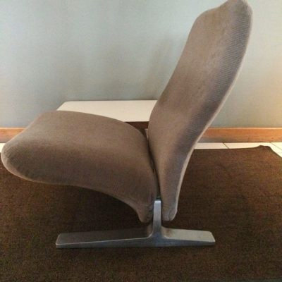 fauteuil vintage design