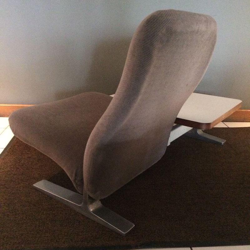 Fauteuil design Pierre Paulin pour Artifort