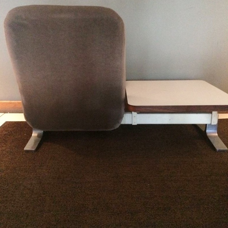 fauteuil concorde design pierre paulin pour artifort 1966. Black Bedroom Furniture Sets. Home Design Ideas