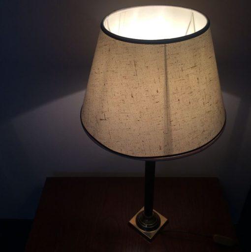 Lampe de salon vintage