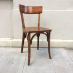 Ancienne chaise bistrot Baumann