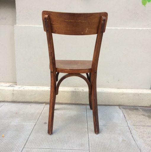 chaise bistrot baumann vintage
