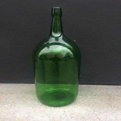 Bonbonne flacon vintage