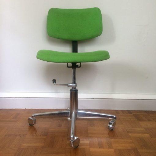 Chaise bureau vert pomme