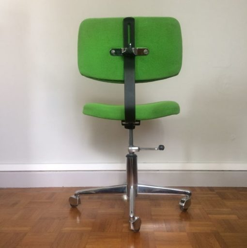 Chaise bureau vintage eurosit