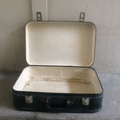 Petite valise vintage