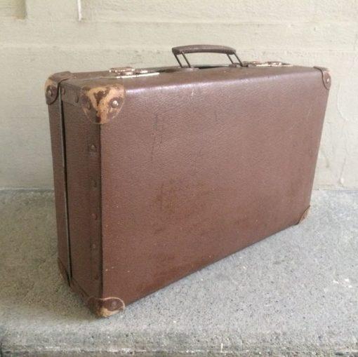 valise rétro vintage
