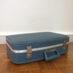 Valise hôtesse vintage