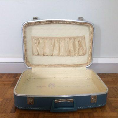 Ancienne valise hôtesse de l'air